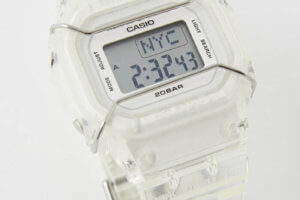 Moussy x Baby-G BGD-501 for 20th Anniversary Collaboration Watch