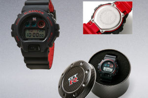 Nissan GT-R x G-Shock DW-6900 for 2020