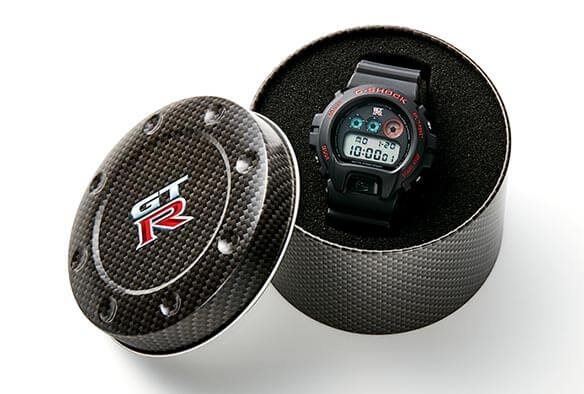 Nissan GT-R x G-Shock DW-6900 for 2020 Case