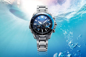 Casio Oceanus OCW-P2000 ISO Diver's 200M Diving Watch