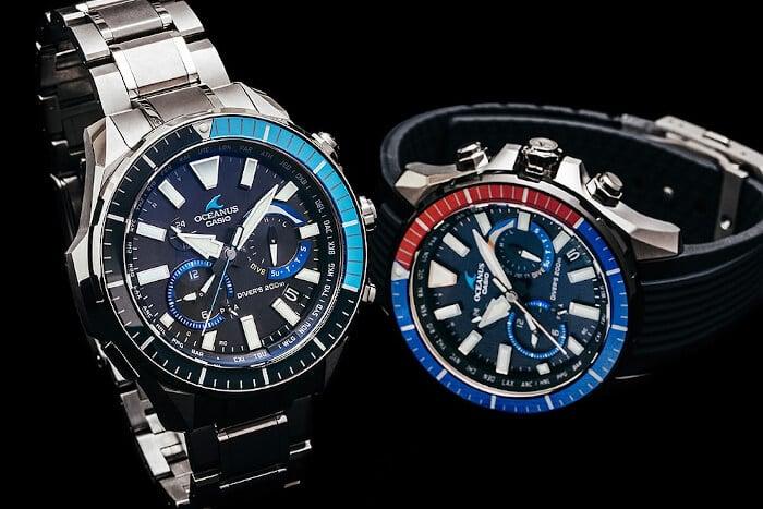 Oceanus Cachalot Diver P2000 OCW-P2000 ISO Diver's 200M Watch
