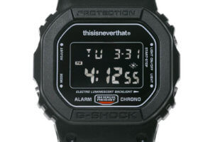 thisisneverthat x G-Shock DW-5600TNT-1DR