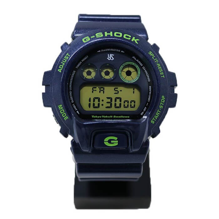 Tokyo Yakult Swallows x G-Shock DW-6900 for 2020