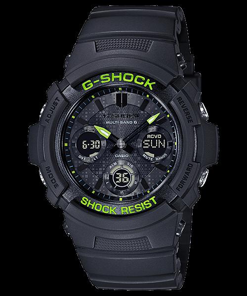 G-Shock AWG-M100SDC-1AJF
