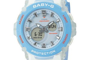 Baby-G BGA-270AQ-2A Love The Sea And The Earth 2020 Aqua Planet
