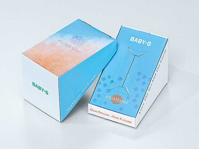 Baby-G BGA-270AQ-2A Box