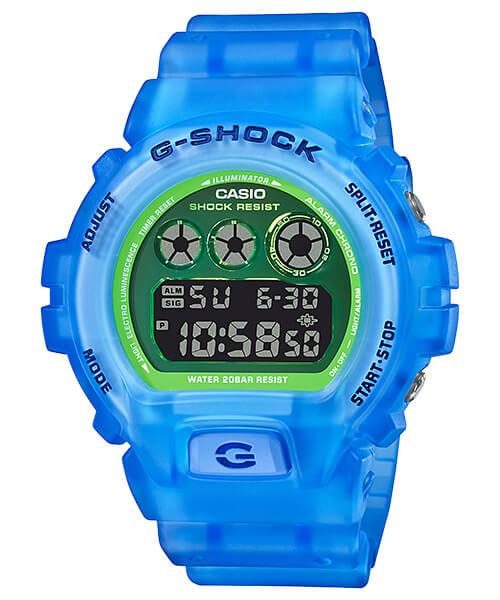 G-Shock DW-6900LS-2 Translucent Blue