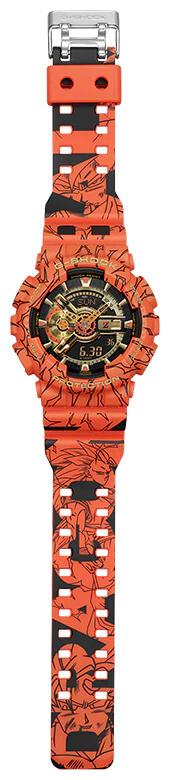 Dragon Ball Z x G-Shock GA-110JDB-1A4 Band