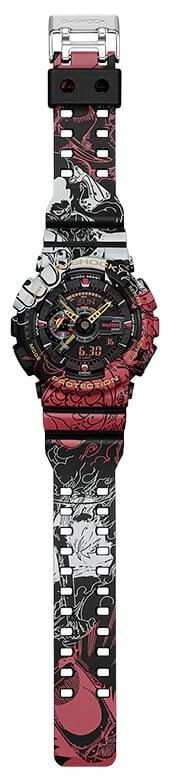 One Piece x G-Shock GA-110JOP-1A4 Band