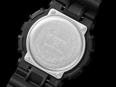 One Piece x G-Shock GA-110JOP-1A4 Case Back