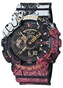 One Piece x G-Shock GA-110JOP-1A4