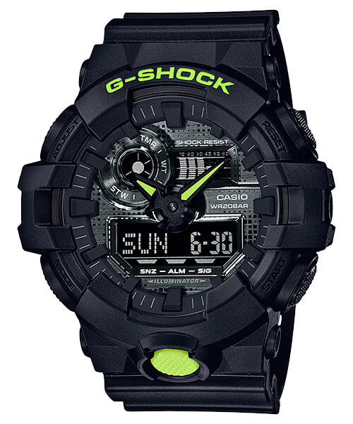 G-Shock GA-700DC-1A