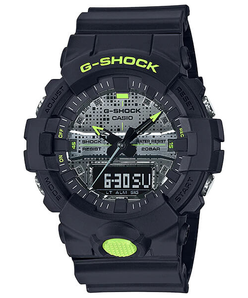 G-Shock GA-800DC-1A