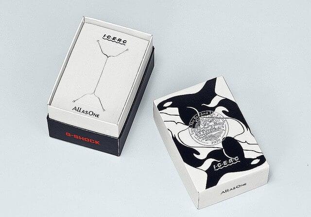 G-Shock GW-M5610K-1JR Box