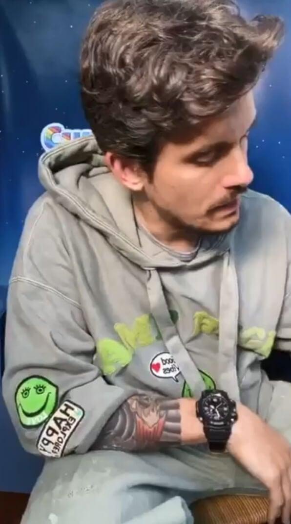 John Mayer wears Casio G-Shock Mudmaster GWG-1000