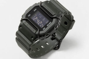 Nexus VII x G-Shock DW-5600 for Urban Research