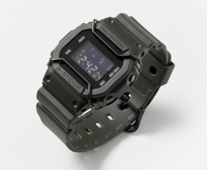 NexusVII x G-Shock DW-5600 for Urban Research