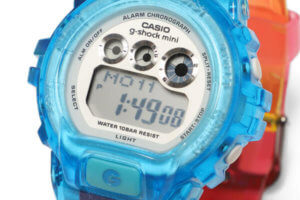Beams Boy x G-Shock Mini GMN-691 for 2020 Angle