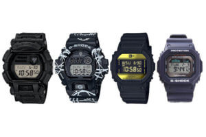 USA: Casio Outlet has some rare limited edition G-Shocks