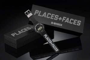 PLACES+FACES x G-Shock DW-6900 Box
