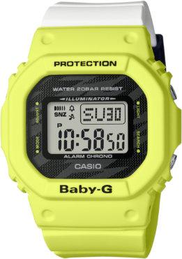 Baby-G BGD-560TG-9 Lightning Yellow