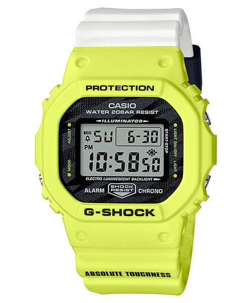 G-Shock DW-5600TGA-9