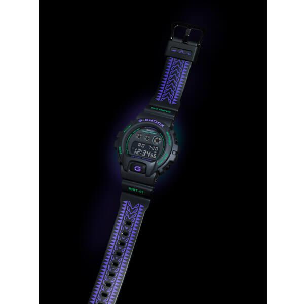 Evangelion x G-Shock DW-6900 Band