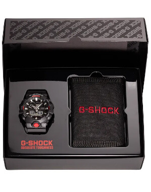 G-Shock GA700-1BBOB with Wallet
