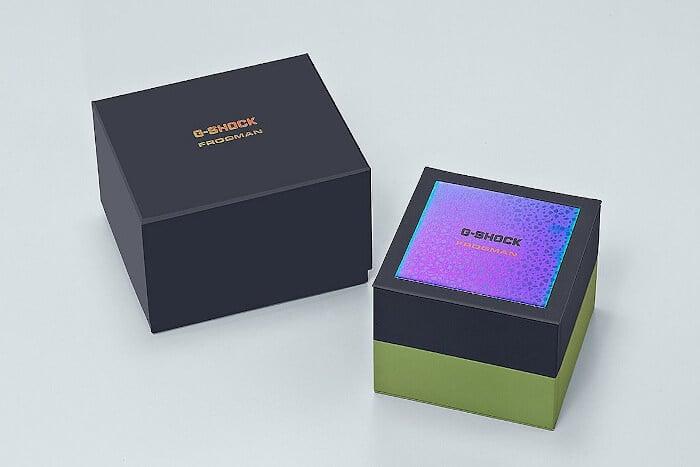 GWF-A1000BRT-1A Box