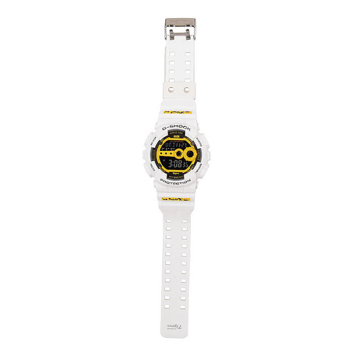 Hanshin Tigers G-Shock GD-100 2020 Limited Model Collaboration