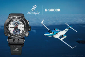 HondaJet G-Shock Collaboration