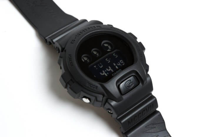 SMG x G-Shock DW-6900BB Resurgence/Advanced Collaboration