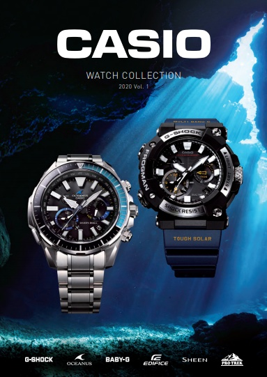 Casio Watch Collection 2020 Vol. 1