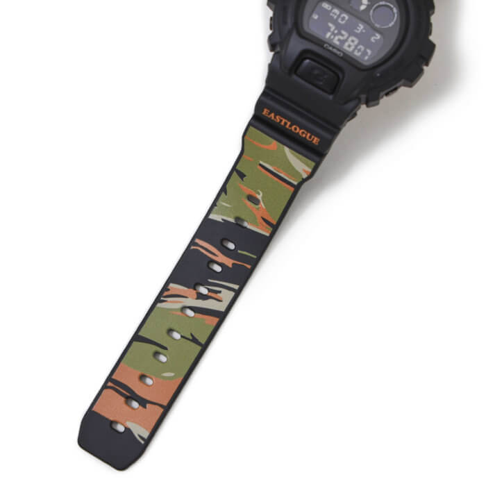 Eastlogue x G-Shock DW-6900 Band