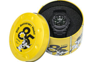 Hanshin Tigers x G-Shock G-100 Case