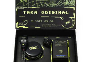 TAKA Original x G-Shock GA-800DC-1APRTAKA Box Set