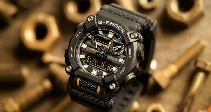G-Shock GA-900 GA-900-1A GA-900-1AJF