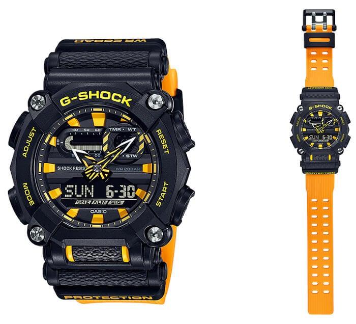 G-SHOCK GA-900A-1A9