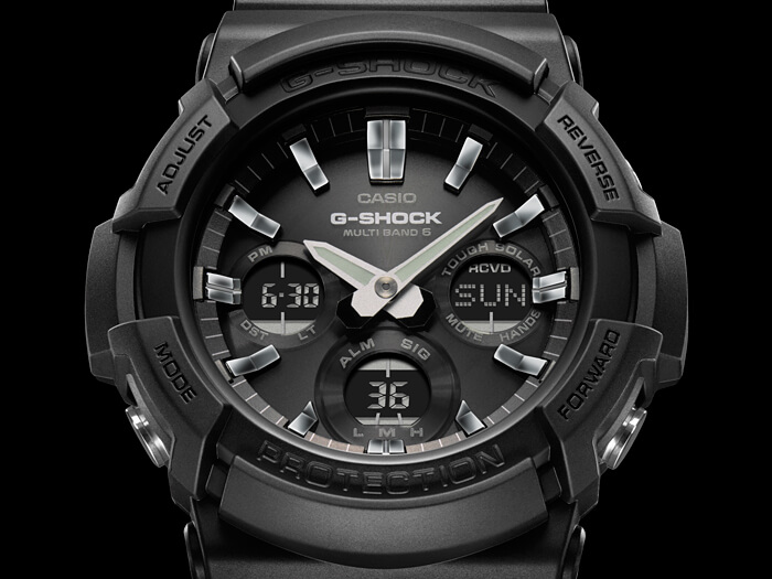 Ministry of Defence issues G-Shock GAW-100B-1A watch to Royal Navy Divers