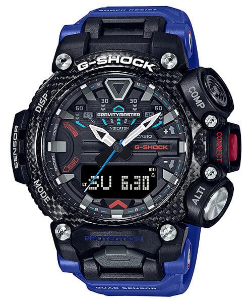 G-Shock GR-B200-1A2 Gravitymaster