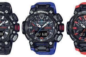 G-Shock GR-B200 Gravitymaster: GR-B200-1A GR-B200-1A2 GR-B200-1A9