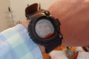 G-Shock Frogman featured on My Watch Story at Hodinkee