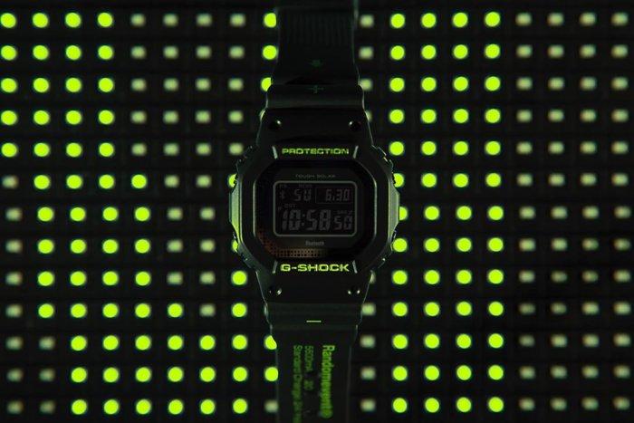 Randomevent x G-Shock GW-B5600DC-1PRRDET