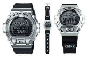 Krink New York City x G-Shock GM6900-1KR to celebrate new Krink book
