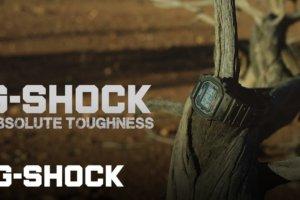 G-Shock Australia has a new URL and e-commerce site