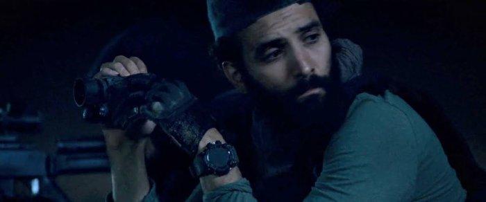 Marwan Kenzari wears G-Shock Mudmaster GG-1000 in The Old Guard on Netflix