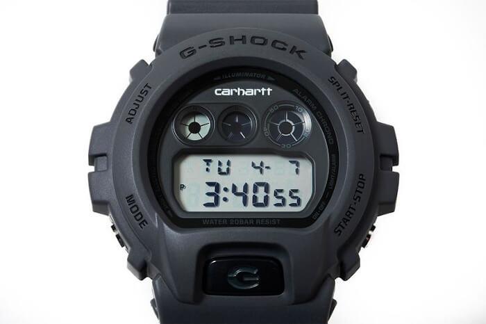 Carhartt WIP x G-Shock DW-6900 Face