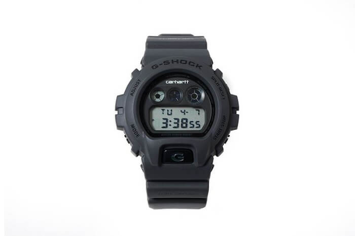 Carhartt WIP x G-Shock DW-6900 for Japan 10th Anniversary