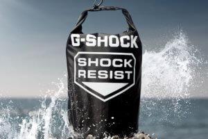 G-Shock U.S. Waterproof Bag Giveaway on Instagram