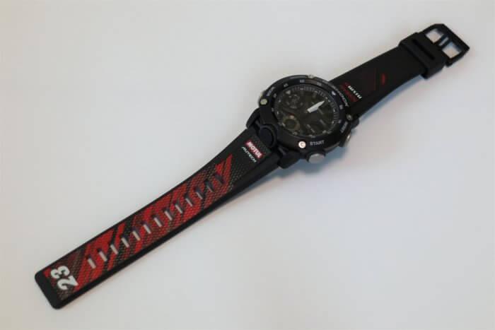 NISMO TEAM MODEL G-SHOCK GA-2000 BLACK